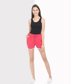 Plain Apple Cut Shorts